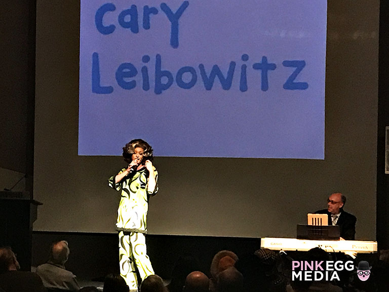 Cary Leibowitz: Museum Show Opening Night