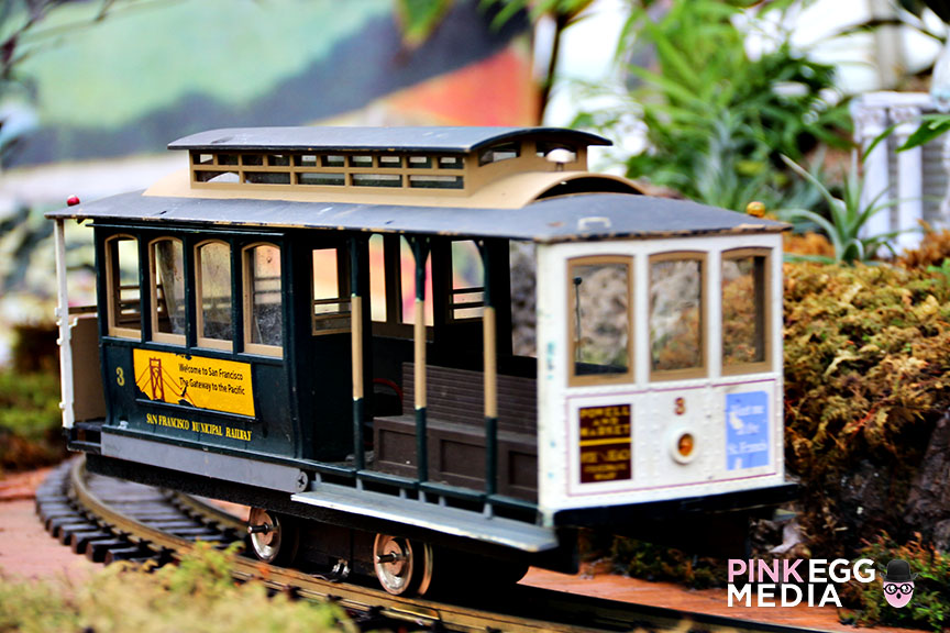 Garden Railway: 1915 Pan-Pacific