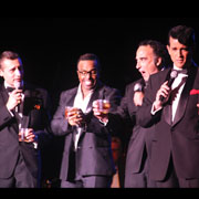 """The Rat Pack is Back!"" at Rio Las Vegas"