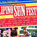 Celebrate the Pin@y Culture at The Filipino Sun Festival