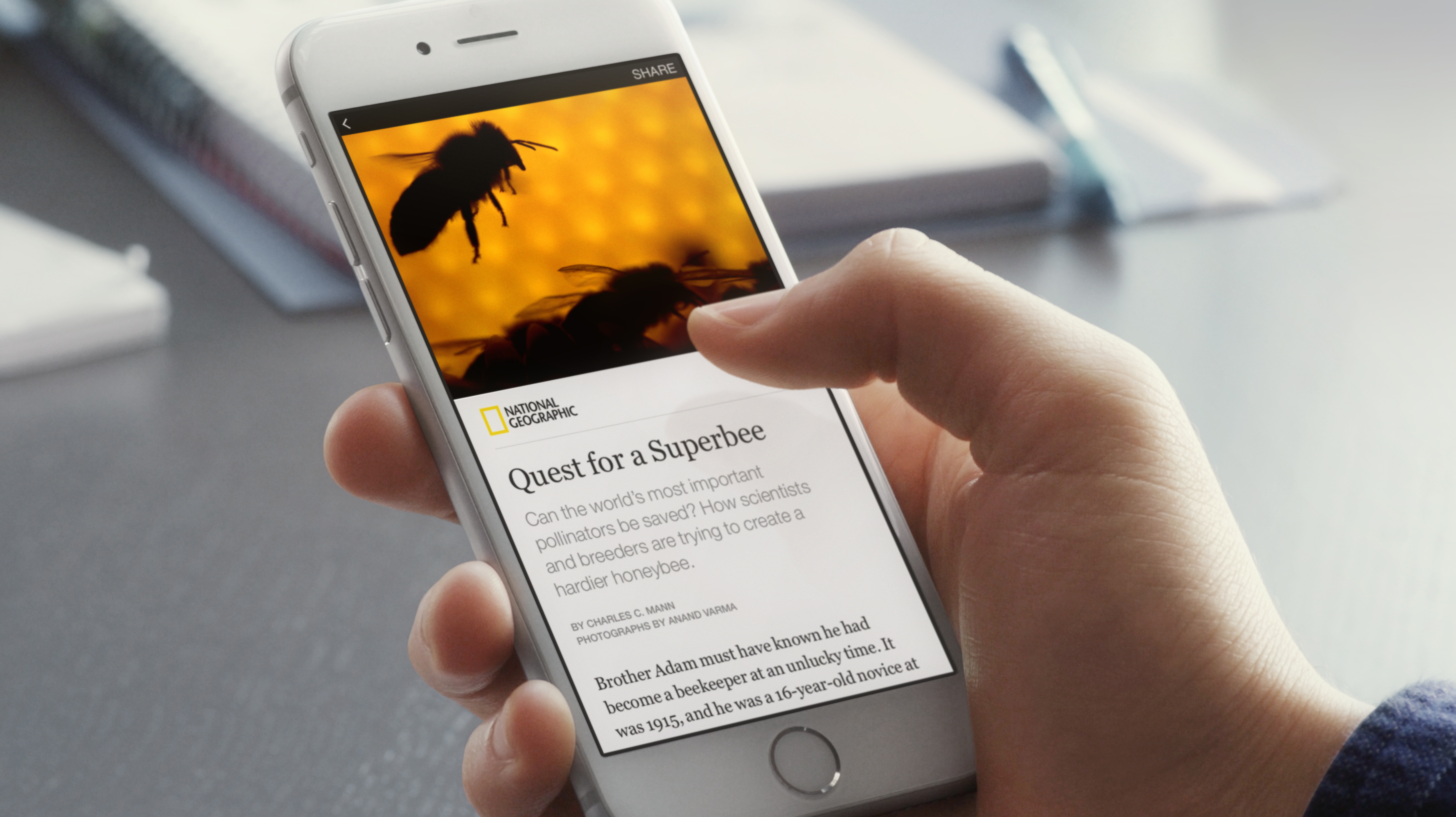 Facebook Launched Instant Articles