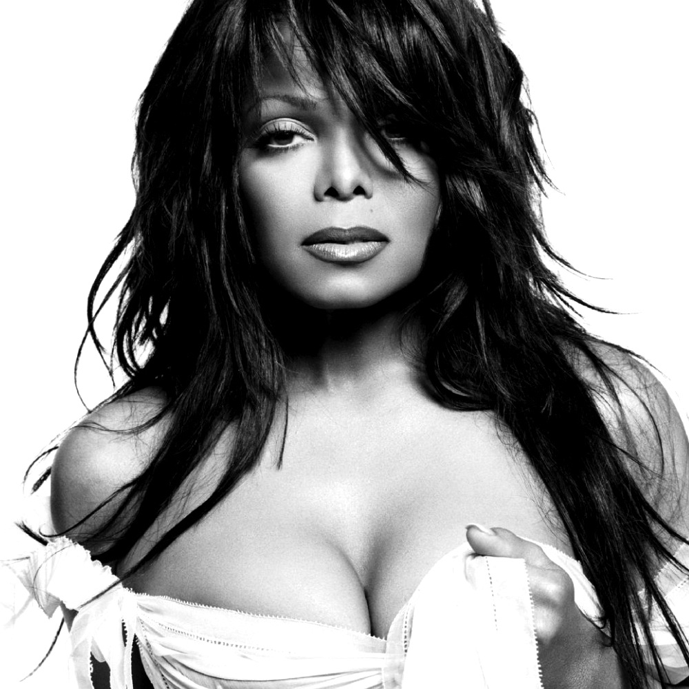 "Janet Jackson: ""new music, new world tour, a new movement"""