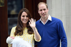 Royal Baby Photo Getty Images