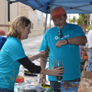 North Park Residents and Qualcomm Volunteers Take Back the Alley