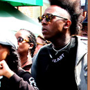 Janelle Monae, Jidenna, and Wondaland Lead March Down Mission Street