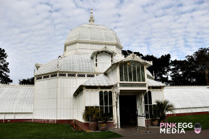 The Conservatory of Flowers'