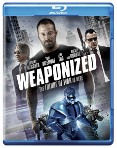 Weaponized DVD