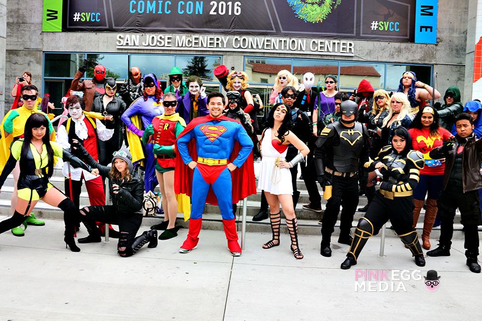 Silicon Valley Comic Con – Photos