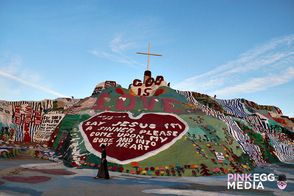 Salvation Mountain Ana Pines 26