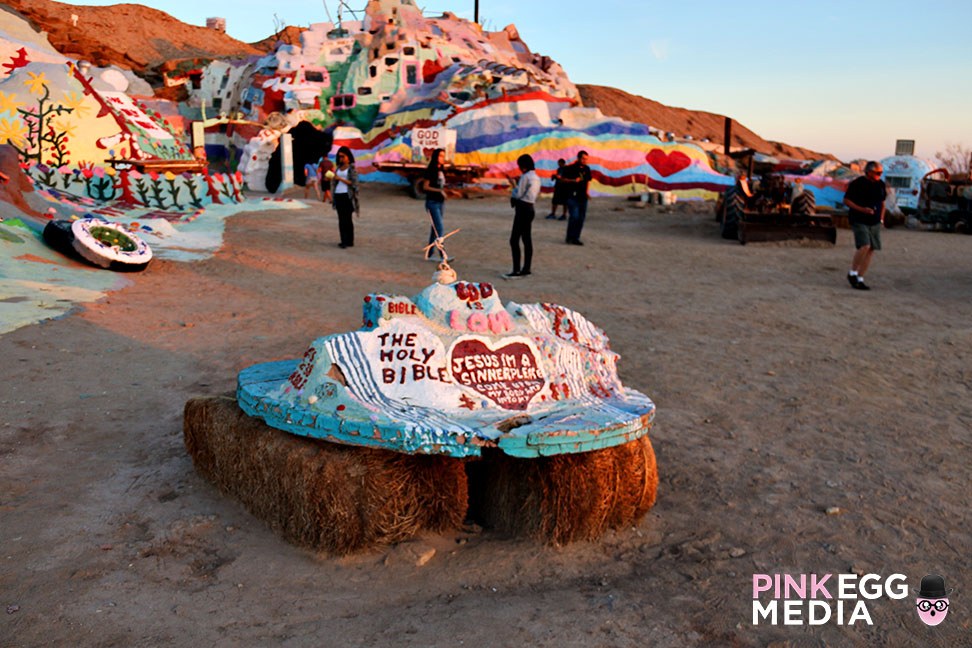Salvation Mountain Ana Pines 34
