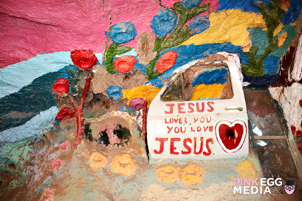 Salvation Mountain Ana Pines 9