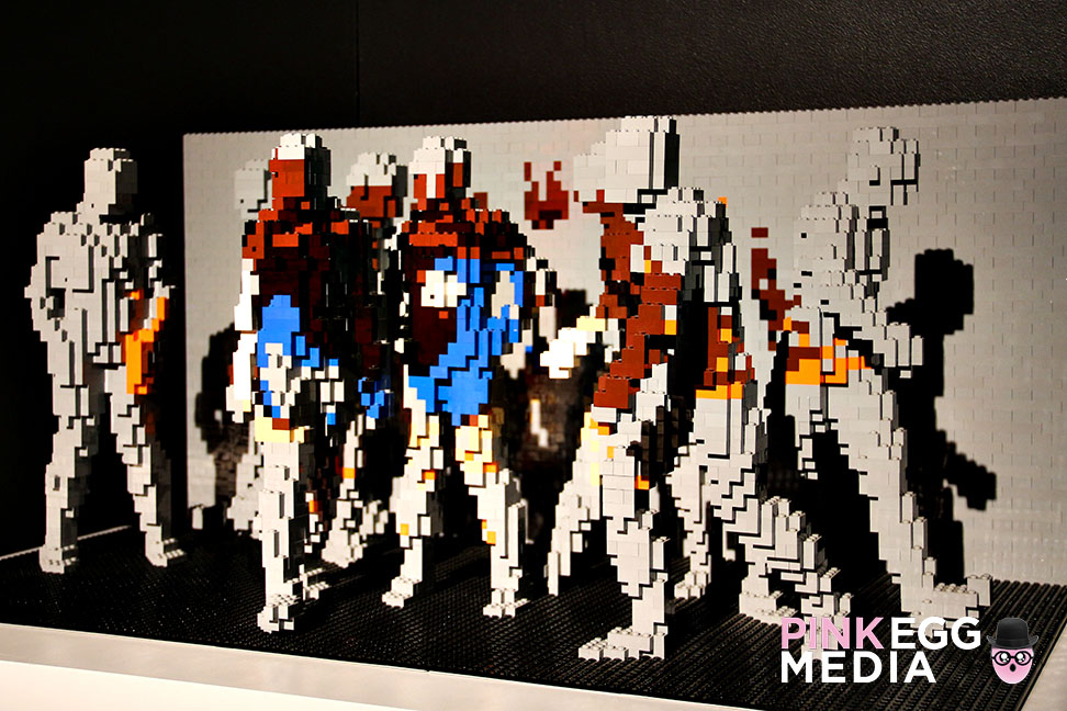 Art of Brick 32 anapines