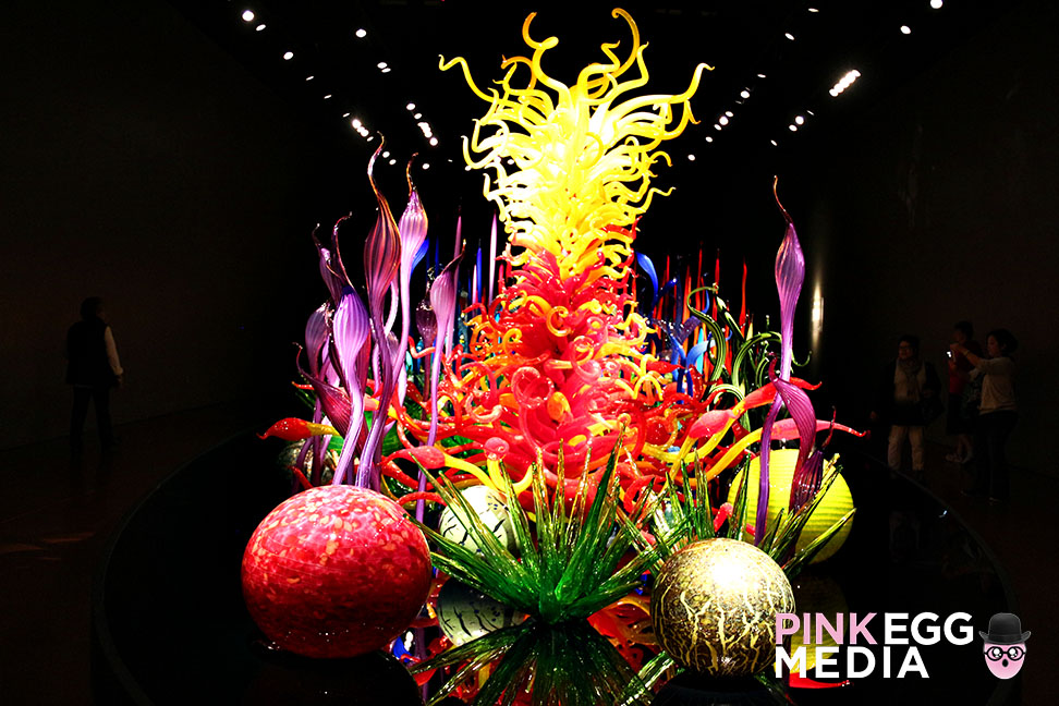 Chihuly Garden and Glass anapines 47