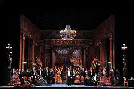 La Traviata at the San Francisco Opera