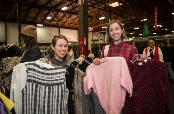 The 59TH ANNUAL WHITE ELEPHANT SALE IS HERE!