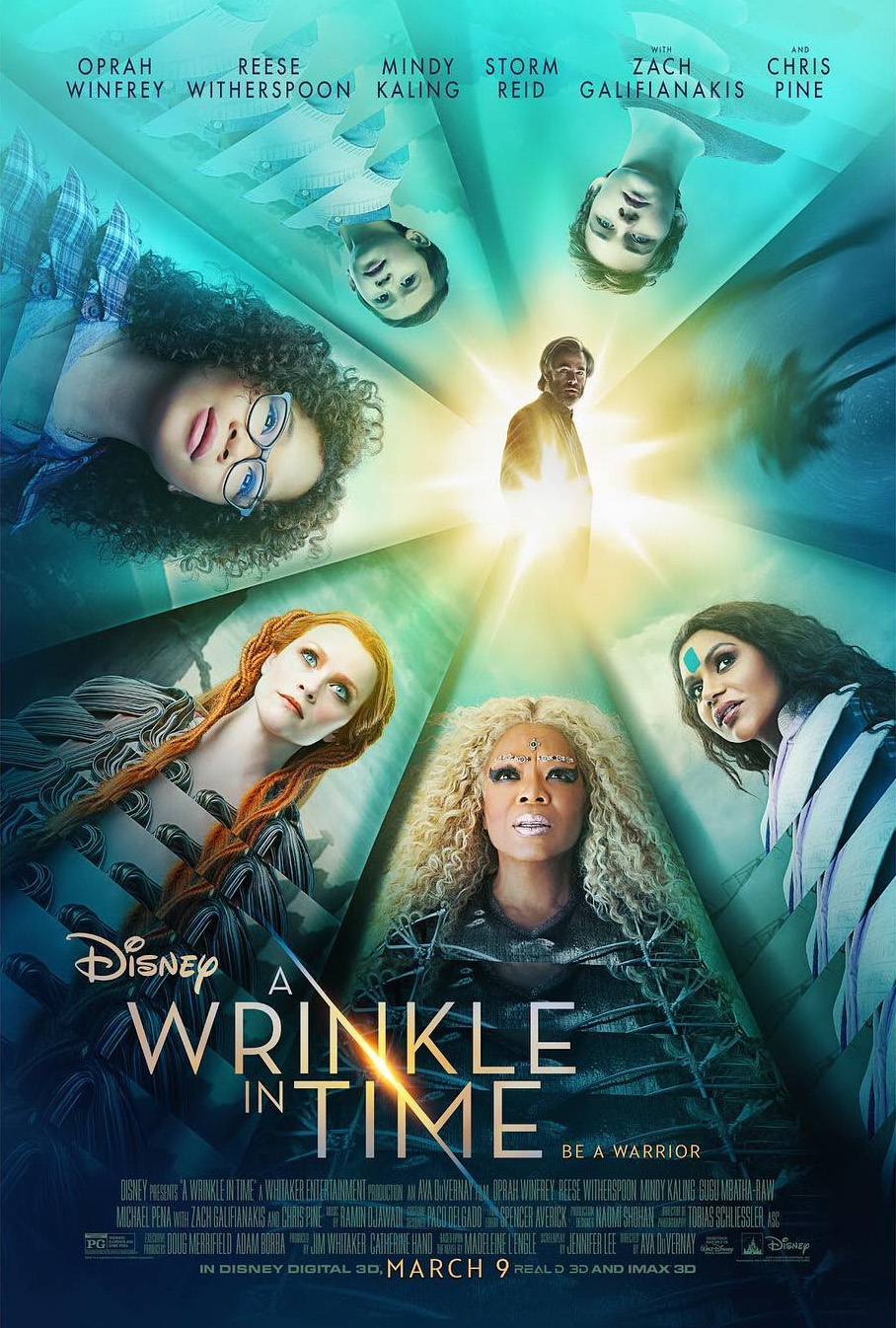 A Wrinkle in Time – Behind the Scenes