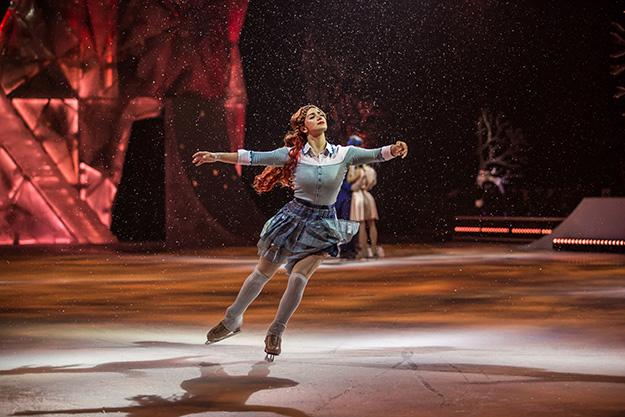 Cirque Du Soleil Brings Its First Ice Show, CRYSTAL, to San Jose's SAP Center