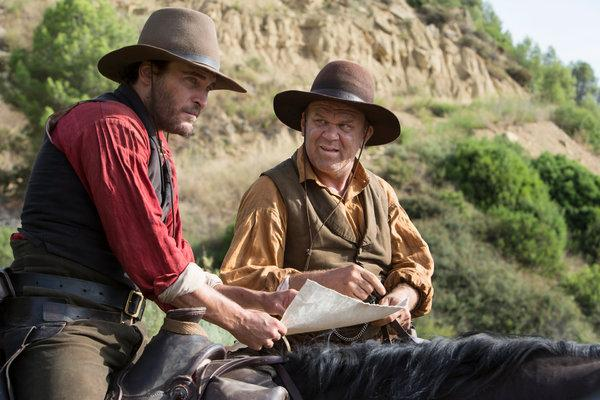 The Sisters Brothers – Film Review