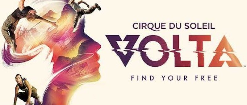 Cirque Du Soleil's Volta – Finding Freedom in You